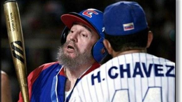 Fidel y Chávez Béisbol 580
