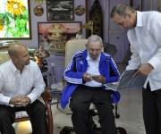 Fidel y los cinco 11