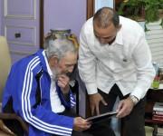 Fidel y los cinco 13