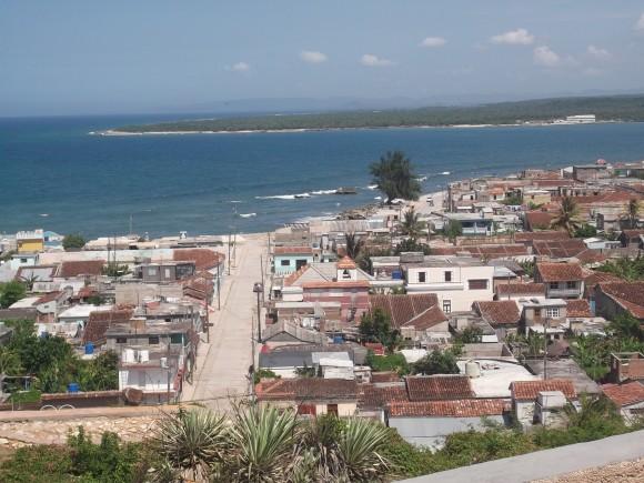 La bella Gibara, Holguín. Foto: Odalys Aguila Cárdenas, ONAT Camagüey / Cubadebate