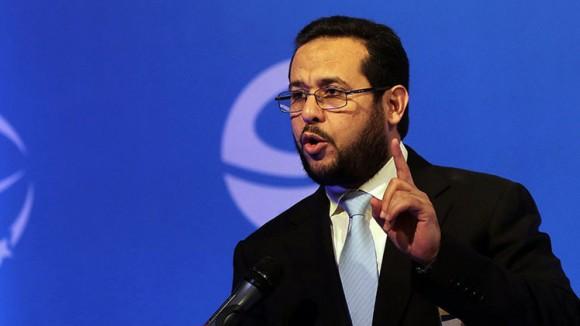 Mahmud Turkia. Foto: AFP.