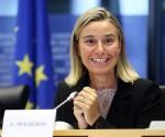 Federica Mogherini, alta representante de Política Exterior de la Unión Europea (UE). Foto: Archivo.