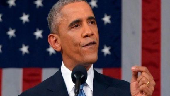 """Barack Obama habla de una """"situación de emergencia nacional"""". Foto: EFE."""