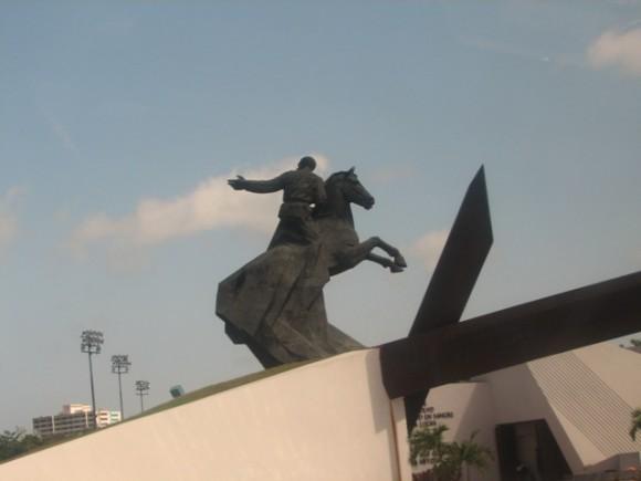 Plaza Antonio Maceo en santiago de Cuba. Foto:Jose A. Fong Sinovas / Cubadebate