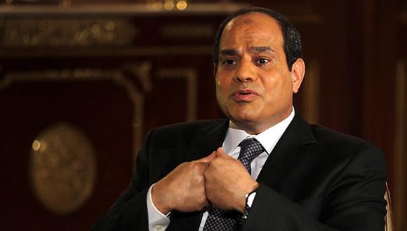 Presidente de Egipto