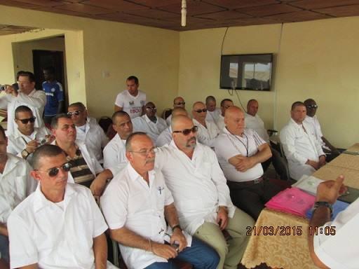 Regresa hoy a la Isla misión médica cubana en Sierra Leona