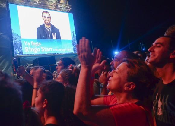 Ringo Star en Buenos Aires fotos2
