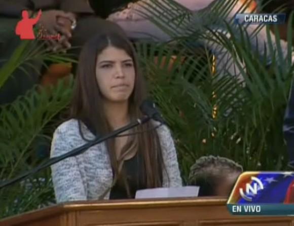 Rosinés Chávez. Foto: VTV