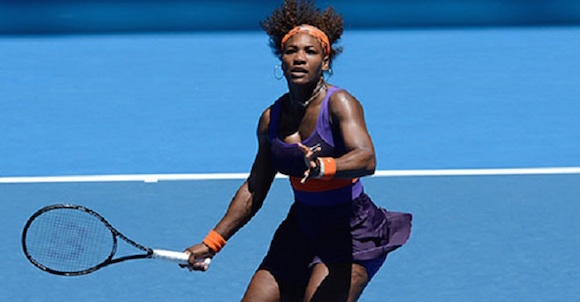 Serena en Indian Wells