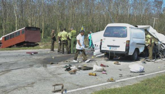 accidente de tránsito en mayabeque
