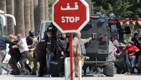 atentados en Túnez