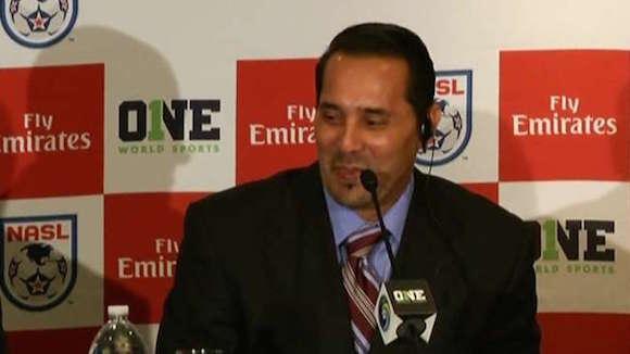 El seleccionador cubano, Walter Benítez. Foto: Reuters