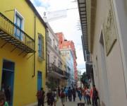 Por las callesde la Habana Vieja. Foto: Stella Villar , argentina / Cubadebate