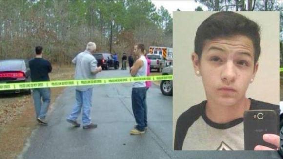 Keith Vidal, un discapacitado asesinado por la Policía de EEUU.