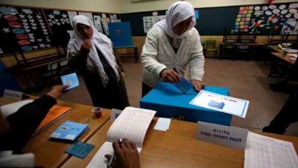 Los isralíes decidirán si Netanyahu continuará como a cargo del Ejecutivo israelí | Foto: EFE.