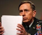 exjefe de la CIA David Petraeus