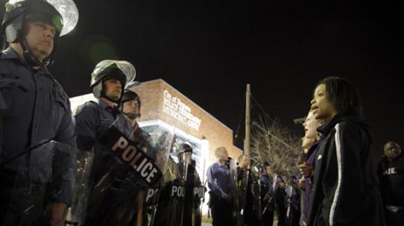 Foto: Jeff Roberson / AP.