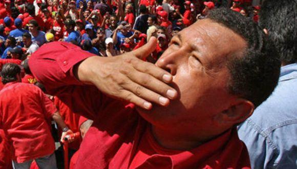 Chávez, el gran hacedor