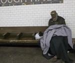 Nueva York alcanzó los mayores niveles de indigencia desde la Gran Depresión de los años 30.
