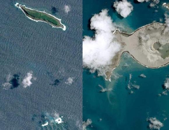 No se recomienda visitar la Isla aún.