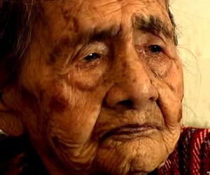 mujer centenaria