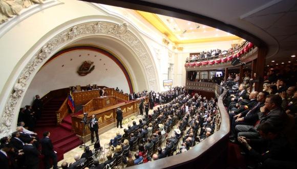 parlamento venezolano
