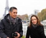 Paulo Fernández Gallo en el rol protagónico, junto a la actriz francesa de origen marroquí Sanâa Alaoui.