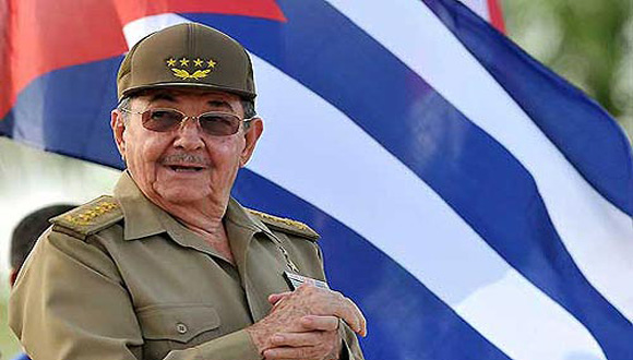Présentation du livre de Raul Castro, un homme en Révolution