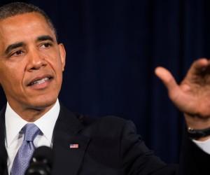 Obama: El cambio climático es la mayor amenaza que enfrenta el mundo