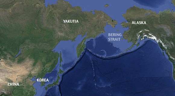 Bronze-working had not been developed at this time in Alaska, and researchers believe the artefacts were created in China, Korea or Yakutia