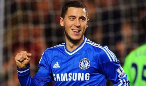 Eden Hazard. Foto: Getty Images