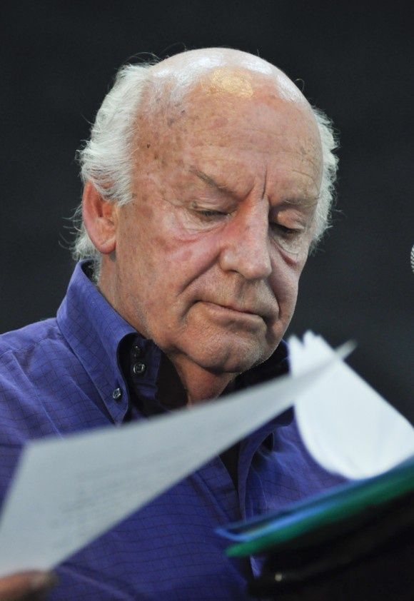 Eduardo Galeano En Casa de las Ame_ricas fotos Kaloian-3