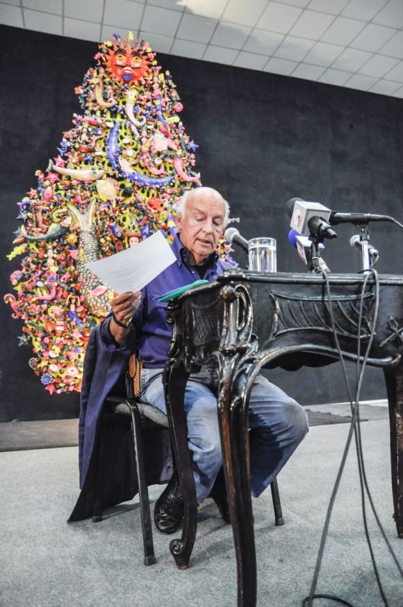 Eduardo Galeano En Casa de las Ame_ricas fotos Kaloian