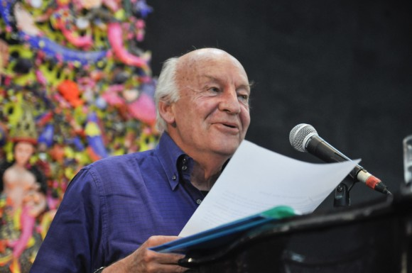 Eduardo Galeano En Casa de las Ame_ricas fotos Kaloian-6