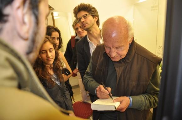 Eduardo Galeano en Buenos Aires fotos Kaloian-4