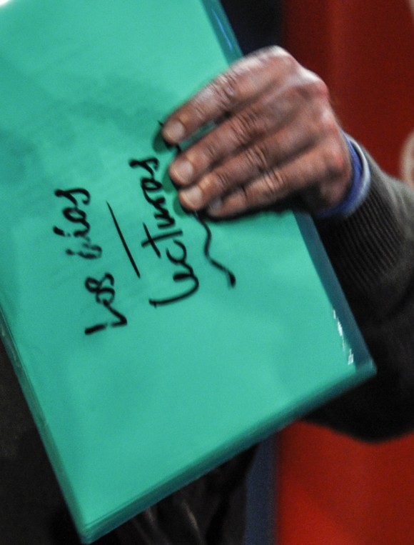 Eduardo Galeano en Buenos Aires fotos Kaloian