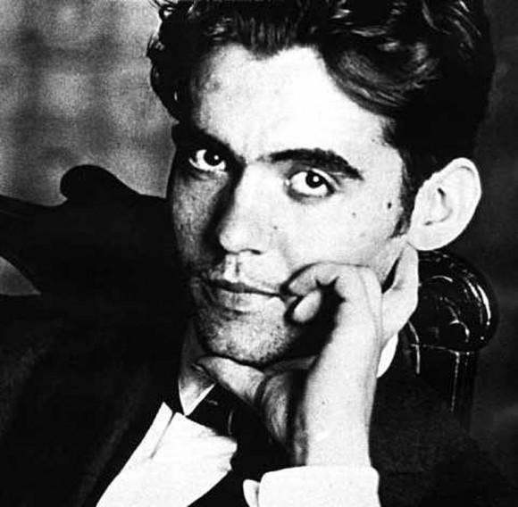Federico García Lorca. Foto tomada de atenas.cervantes.es