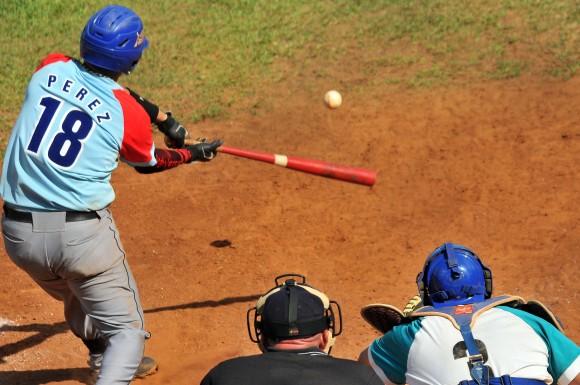 Final Beisbol Isla vs Ciego 5to juego. Foto: Ricardo López Hevia / Granma / Cubadebate