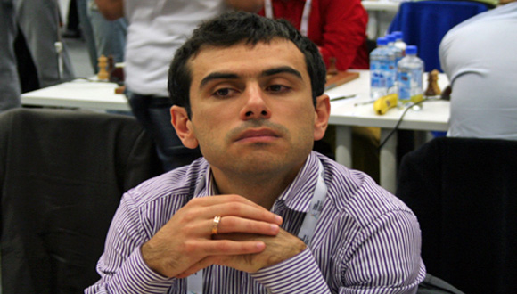 Gabriel Sargissian.