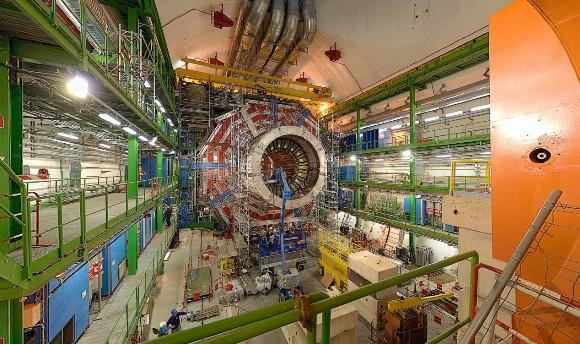 Gran Colisionador de Hadrones 3
