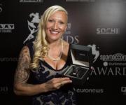 Kaillie Humphries, Canadá, Premio SportAccord 2014