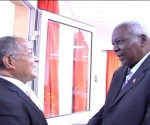 Lazo recibe a parlamentario de Timor Oriental
