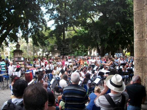 La Joven Orquesta Filarmónica de La Habana Foto: Experientia Cuartera, un blog de viajes hecho por amigos oriundos de La Argentina  / Cubadebate