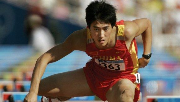 Se retira campeón olímpico chino de vallas cortas