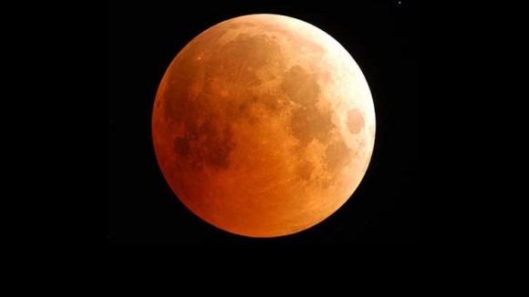 Foto: Fred Espenak/NASA