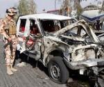 Muertos y heridos en Bagdad 1