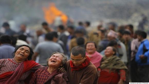El propio jefe de gobierno dijo que según avancen las tareas de búsqueda, las víctimas mortales podrían llegar a 10 mil.
