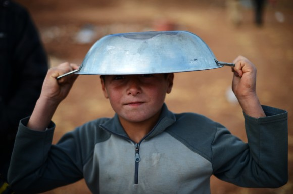 Niños sirios refugiados (1)