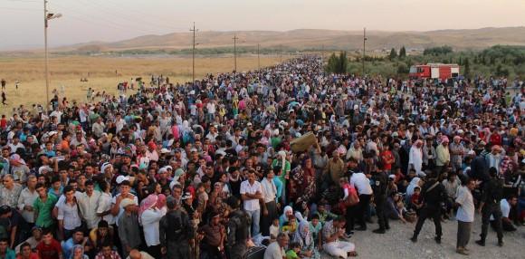 Niños sirios refugiados (2)