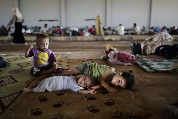 Niños sirios refugiados (4)